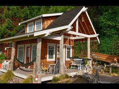 ▶ Tiny House Tour + New Addition! | The Samurai Carpenter | YouTube