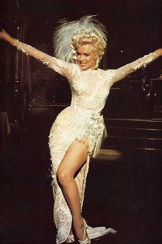Marilyn Monroe in 'There´s No Business Like Show Business', 1954.