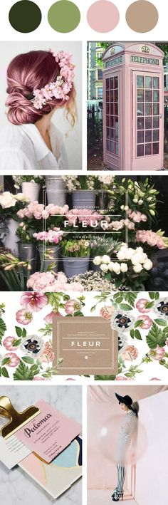 five color trends that pantone Palettes Color, Colour Schemes, Color Trends, Color Combos, Color Patterns, Pantone, Wedding Colors, Wedding Flowers, Wedding Blush