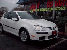 2008 Volkswagen Rabbit, 68,854 miles, $9,989.