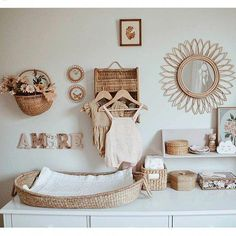 baby girl nursery room ideas 668995719635258285 - Nyla Changing Basket – Source by dianamoreodesign Baby Bedroom, Baby Boy Rooms, Baby Room Decor, Baby Cribs, Nursery Room Ideas, Baby Girl Nursery Decor, Nursery Wall Decor, Room For Baby Girl, Baby Room Ideas For Girls