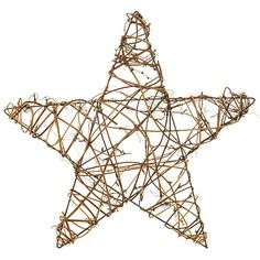 Buy John Lewis Vine Star Wreath Online at johnlewis.com