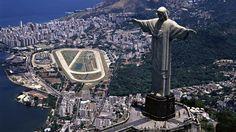 Christ the Redeemer (statue): Jesus Christ statue in Rio De Janeiro