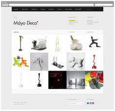 MayoDeco.gr is a fabric, wallpaper, furniture and interior design objects eshop.