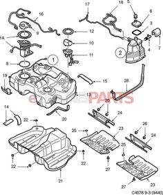 saab 9 3 03 06 a c heater climate control manual w o seat heat rh pinterest com Basic Electrical Schematic Diagrams Schematic Circuit Diagram