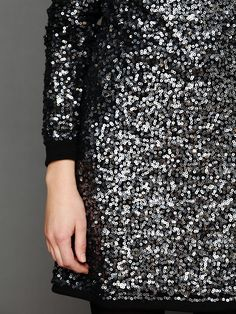Free People Sequined Impressions Dress at Free People Clothing Boutique