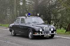 S-TYPE 1969...Charlie One , Met Police , based West End Central ,Soho.