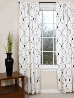 contempo curtains - tons of cute, modern curtains at this site