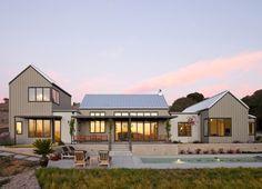 just enough modern + just enough farmhouse