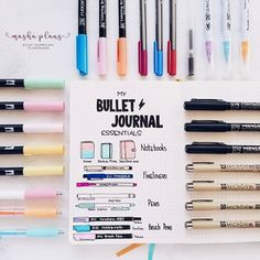 Bullet Journal can virtually help you with anything. Check out this list of Bullet Journal page ideas for you to get the maximum out of your planner! Bullet Journal Agenda, Bullet Journal Essentials, Bullet Journal For Beginners, Bullet Journal How To Start A, Bullet Journal Junkies, Bullet Journal Writing, Bullet Journal Inspo, Bullet Journal Spread, Bullet Journal Ideas Pages