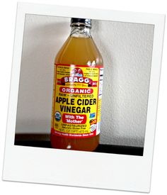 Apple Cider Vinegar! How to Look Good Naturally: 10 DIY Natural Skin Care Remedies