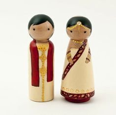 Customized Cake Toppers!