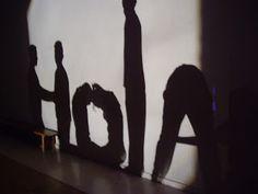 artEducaciónFísica: ¿Cómo hacer sombras chinas?