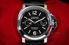 One of my husbands favorite watch brands - Panerai