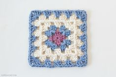 Classic+Granny+Square+-+Free+Crochet+Pattern+1.jpg (1600×1066)