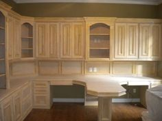 T-Shaped DesksCustom, computer desk, remodeling, home office, remodel, cabinets, Spring, The Woodlands, Houston, Conroe, Tomball, Magnolia, Kingwood, Humble, Sugarland, Texas, tx Custom-wood-creations.com CWCbyJohn@gmail.com,