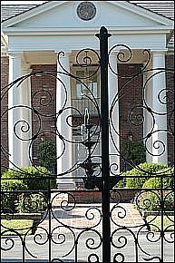Arkansas Governor's Mansion - Little Rock
