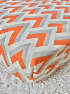 Orange and Grey Arrowhead, Mint Aztec, Burlap, Ivory with Gold Arrows, and Tan Plaid Crib Bedding Crib Bedding Boy, Orange Bedding, Queen Sheets, Cheap Bed Sheets, Bed Duvet Covers, Twin Babies, Baby Design, Luxury Bedding, Aztec