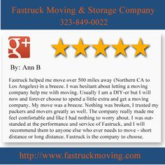 Fastruck Moving & Storage Company 11818 Riverside Dr Ste 118 Valley Village, CA 91607 (323) 849-0022  http://www.fastruckmoving.com/redondo-beach-movers/