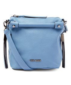 Look what I found on #zulily! Indigo Bodhi Crossbody Bag #zulilyfinds