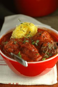 David Kirsch's Turkey Meatball Recipe: This recipe is AWESOME. It's one of our faves.