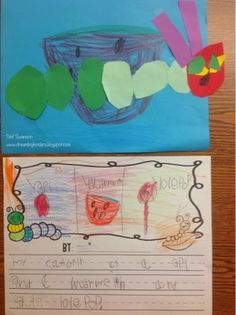 Dream Big Kinders: The Very Hungry Caterpillar