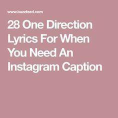 Trendy Quotes Cute Lyrics One Direction Ig Captions Lyrics, Lyrics For Selfies, One Word Instagram Captions, Cute Quotes For Instagram, Instagram Caption Lyrics, Inspirational Instagram Quotes, Friends Instagram, Lana Del Rey Quotes, Lana Del Rey Lyrics