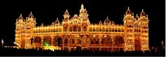 The Palace of Mysore by Harvinder Singh Raina