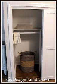 custom closet,