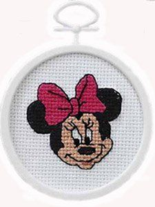 Minnie Mouse Mini Counted Cross Stitch Kit by Janlynn, http://www.amazon.com/dp/B001DEEH24/ref=cm_sw_r_pi_dp_O.q3qb0E8EHW2