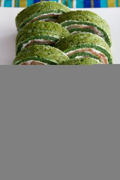 rollo salmon espinacas receta paso a paso Yummy Cakes, Cooking Recipes, Appetizers For Party, Entrees, Step By Step