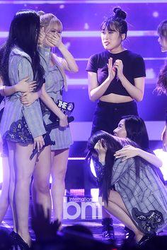 티아라 '감격의 눈물'