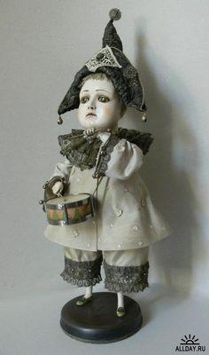 Gulya Alekseeva - Art Dolls