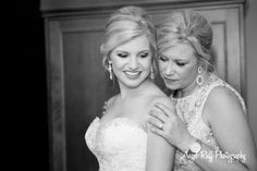 A true Southern wedding featuring a Stella York wedding dress.