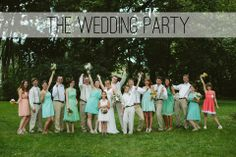 DIY Wedding Post #3: How to Ask Your Wedding Party!