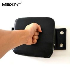 PU Wall Mount Punch Boxing Bags Pad Focus