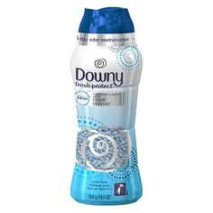 Downy Fresh Protect In-Wash Odor Shield Laundry Beads - Active Fresh Scent - 19.5 oz : Target