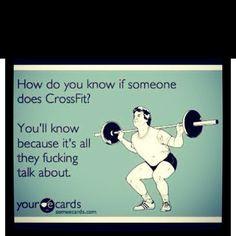 Crossfit so true!!!