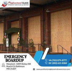 Washington Dc Area, Glass Repair, Glass Replacement, Virginia, Commercial, Windows, Window