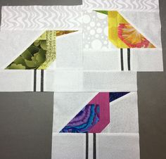 More More Birds   The Patchery Menagerie   Bloglovin'