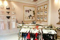 Lingerie Retail Architecture Dolci Follie Boutique London