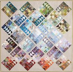Here are 50 beautiful free patterns ! Flying Geese is a charming traditional quilt pattern. Cat Quilt, Book Quilt, Quilt Top, Sewing Projects For Guys, Sewing Ideas, Traditional Quilt Patterns, Modern Quilting Designs, Flying Geese Quilt, Rainbow Quilt
