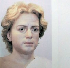 The wax figures of Alexander the Great, his mother Olympias and his father Philip II have already… Classical Greece, Mycenae, Early Humans, Alexander The Great, Ancient Greece, Anthropology, Great Photos, Archaeology, Famous People