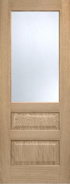Internal Ash Grey Zanzibar Glazed Door - MODA DOORS - 1 | The Modern Dark Look | Pinterest | Ash grey Doors and Internal doors & Internal Ash Grey Zanzibar Glazed Door - MODA DOORS - 1 | The Modern ...