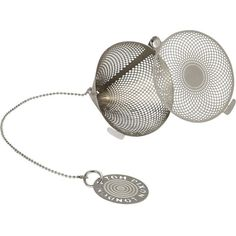 TOM DIXON Etch the Clipper tea strainer ($14) ❤ liked on Polyvore featuring home, kitchen & dining, kitchen gadgets & tools, loose leaf tea strainer, tom dixon and loose tea strainer