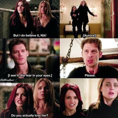 #TO The Originals  Camille,I don't know that is & Klaus