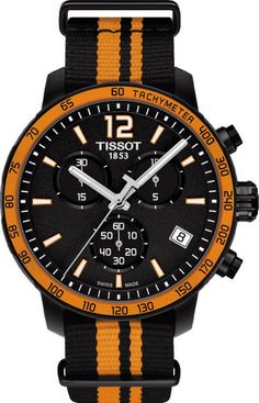 Tissot Watch Quickster Chronograph #basel-15 #bezel-fixed #bracelet-strap-synthetic #brand-tissot #case-depth-10-72mm #case-material-steel #case-width-42mm #chronograph-yes #date-yes #delivery-timescale-call-us #dial-colour-black #gender-mens #luxury #movement-quartz-battery #new-product-yes #official-stockist-for-tissot-watches #packaging-tissot-watch-packaging #style-sports #subcat-quickster #supplier-model-no-t0954173705700 #warranty-tissot-official-2-year-guarantee #water-resistant-100m
