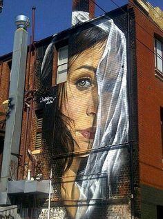 Street Art: 50 amazing examples