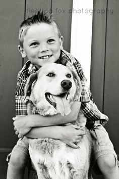 a boy and his dog. Fall Family Pictures, Fall Photos, Boy Pictures, Dog Photography, People Photography, Children Photography, Shooting Photo, Joie, Photography For Beginners