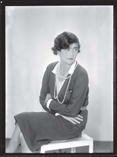 Coco Chanel x Man Ray